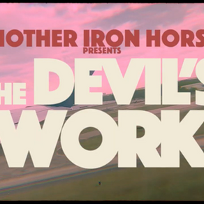 Mother Iron Horse - The Devil's Work (Single Review)