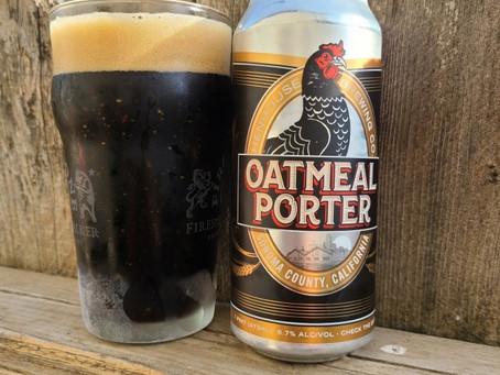 Oatmeal Porter ~ Hen House 7% ABV