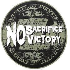 No Sacrifice, No Victory - The Beast