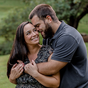 brittany + robert // engaged