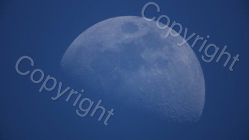 Moon in the Day