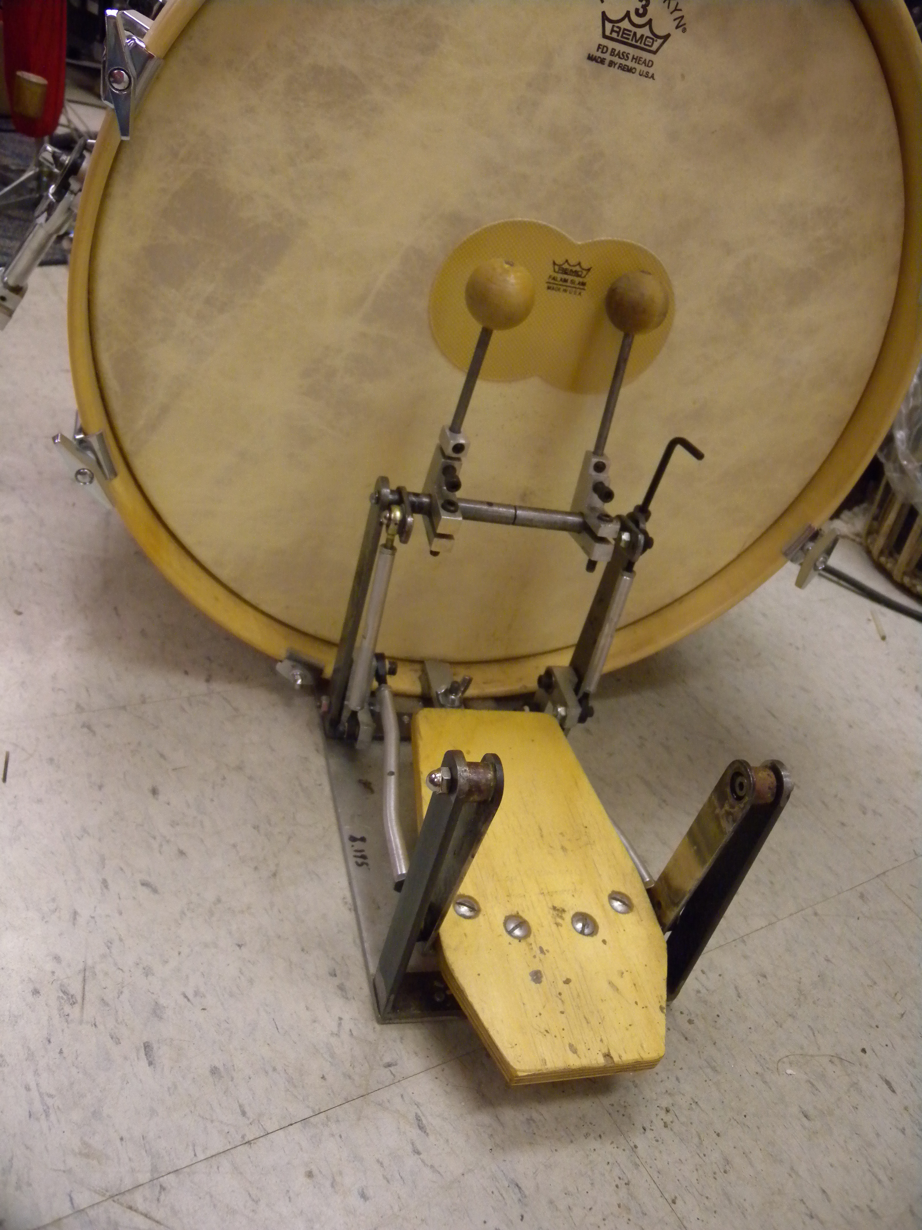 seesaw drum pedal