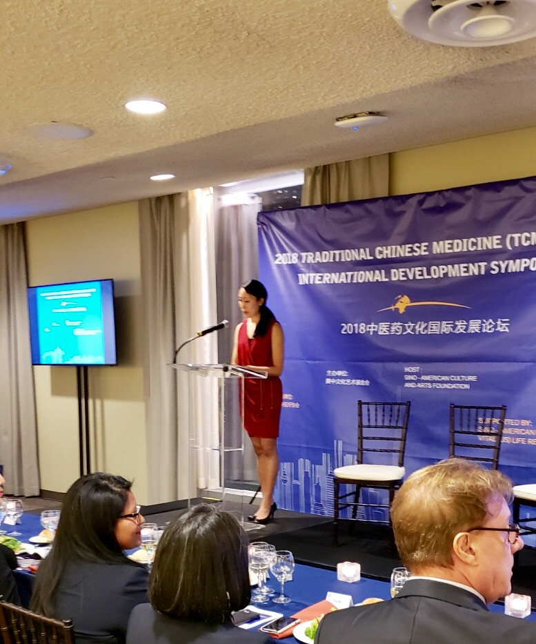 Chinese Traditional Medicine Conference - United Nations Headquarters