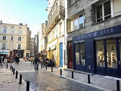 Promenade culturelle de Bordeaux - Vivre la ville comme un local