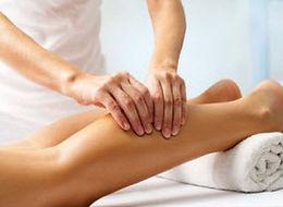 Tired leg massage