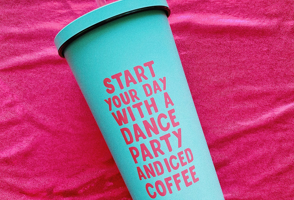 Start Your Day Insulated 17oz Tumbler
