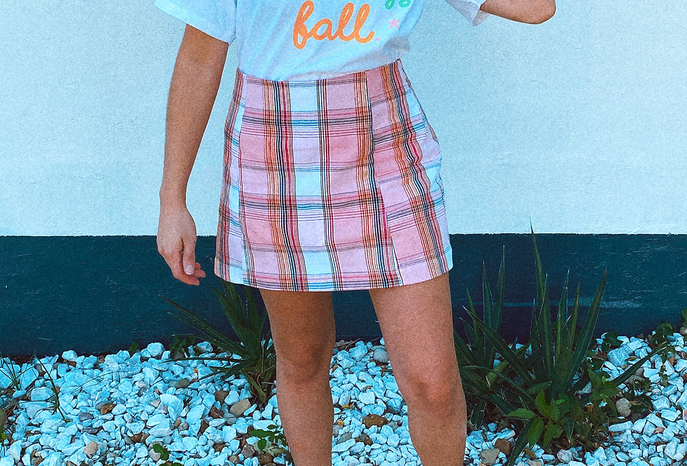 Give Me All Things Fall Tee