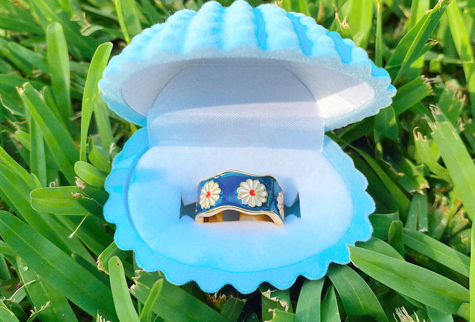 Flower Power Ring (Adjustable)