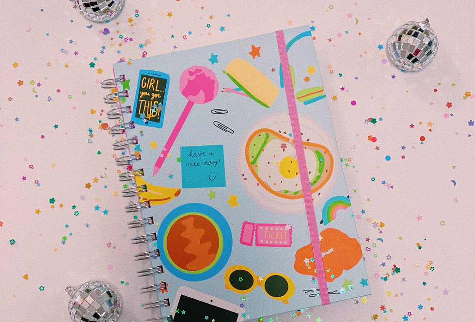 The Ideal 2021 Planner