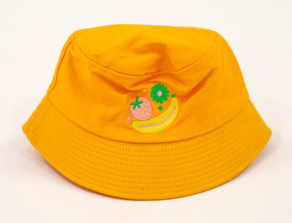 Fruit Bucket Hat