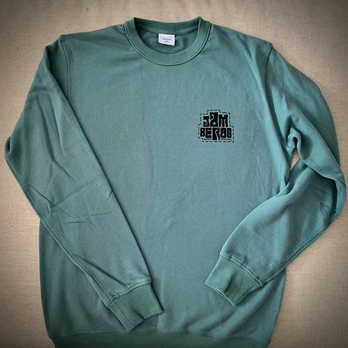 Green Unisex Official Festival Jumper