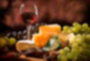 Bio Wein und Bio Käse