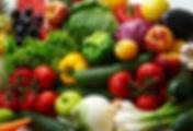 Bio Obst und Gemüe
