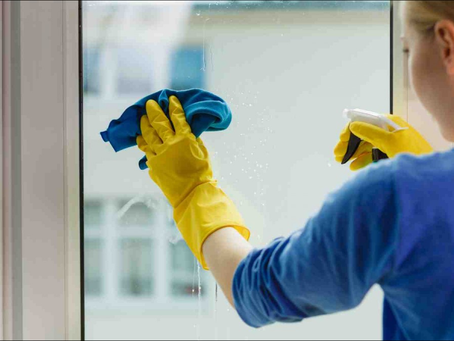 What To Avoid When Maintaining Your Windows