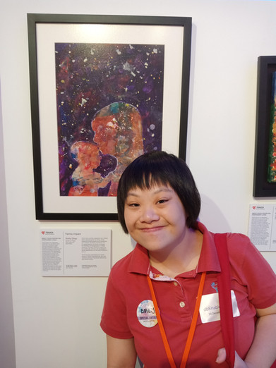 Image of Emily Chua from TOUCH Community Services