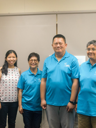 Singapore Association of the Visually Handicapped (SAVH)