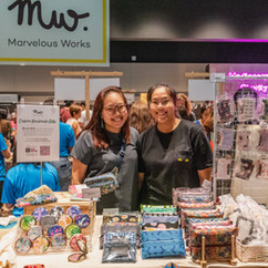 Marvelous Works Booth