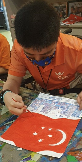 Image of Henry Lim Jia Jun  from Cerebral Palsy Alliance Singapore