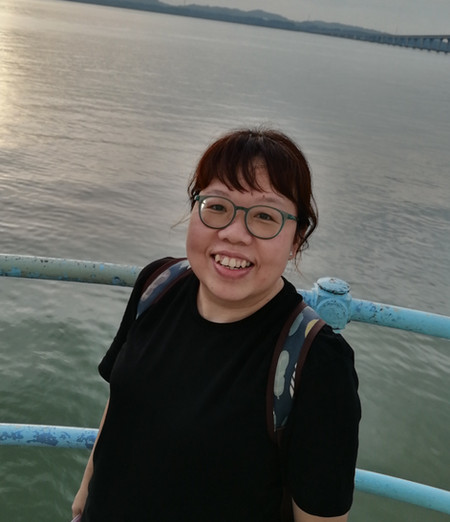 Image of Lau Ee Wun from The Singapore Association for the Deaf