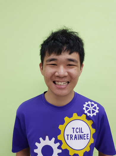Image of Loh Wei Jie from TOUCH Community Services