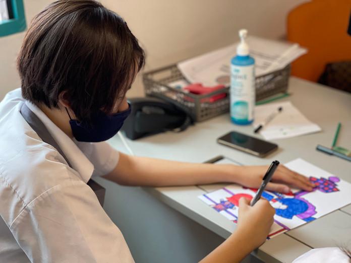 Image of Beatrice Goh from APSN Delta Senior School