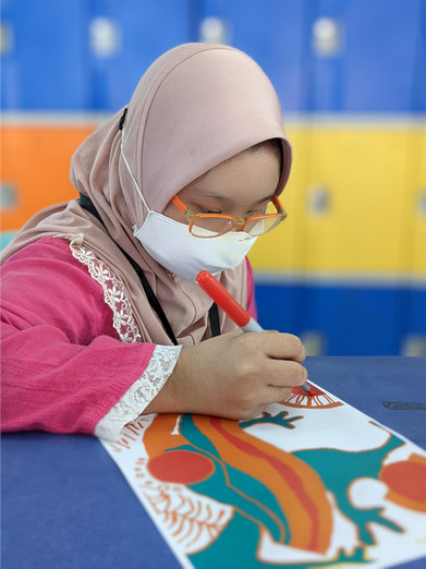 Image of Siti Amirah Bte Azman from Movement for the Intellectually Disabled Singapore