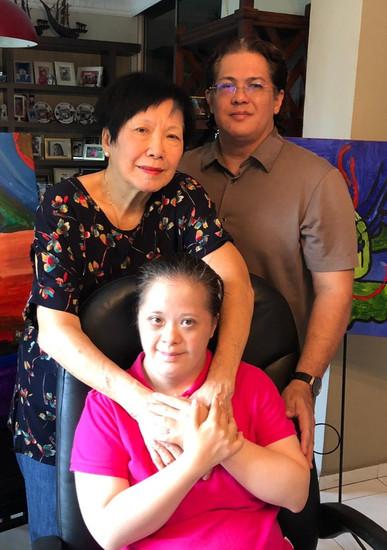 Gabriella & Family