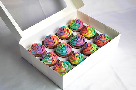 Custom Cupcakes _ Somerset Delivery _ Ve