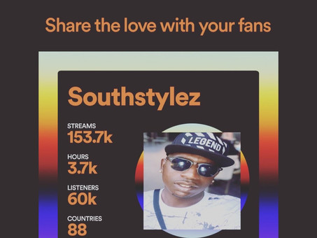 WE ARE GROWING - SHOUT OUT TO MY SUPPORTERS !!