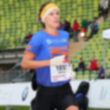 At Munich Marathon