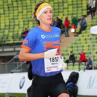 At Munich Marathon