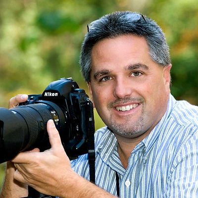 Photo of John Sibold, photographer
