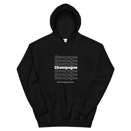 """Koncept/Champagne """"Thank You"""" Hoodie"""