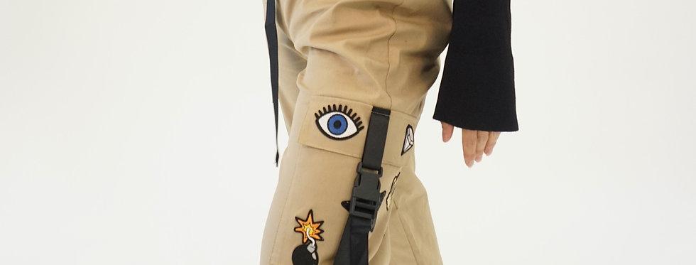 Khaki Craze Pants