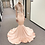 Thumbnail: Stunning wedding dress collection white lace & nude tulle ball gown