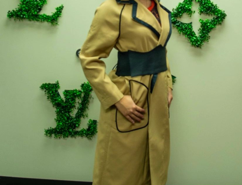 In Love Corset Trench