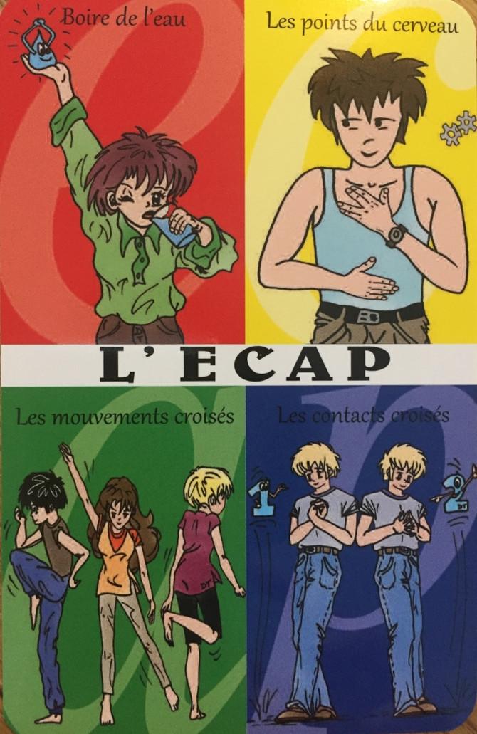 L'ECAP A TOUT VA