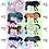 Thumbnail: Mustang Adoptables - Lilac Pinto