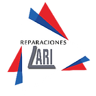 Logo de la empresa reparaciones lari