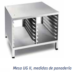 Mesa UG II MOD 61-101-62-102