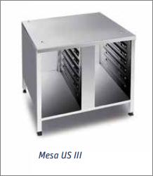 Mesa US III Versión UltraVent® (modelo 61-62)