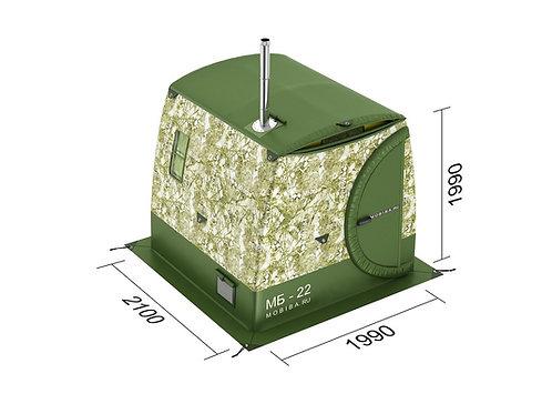 MB-22 Tent Sauna (4 pers.)