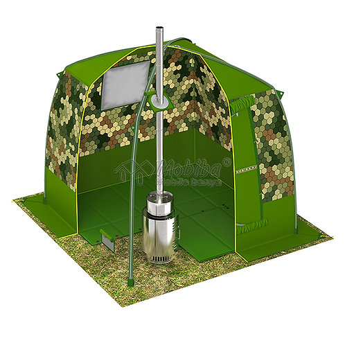 Insulated Floor - MB-15 Tents