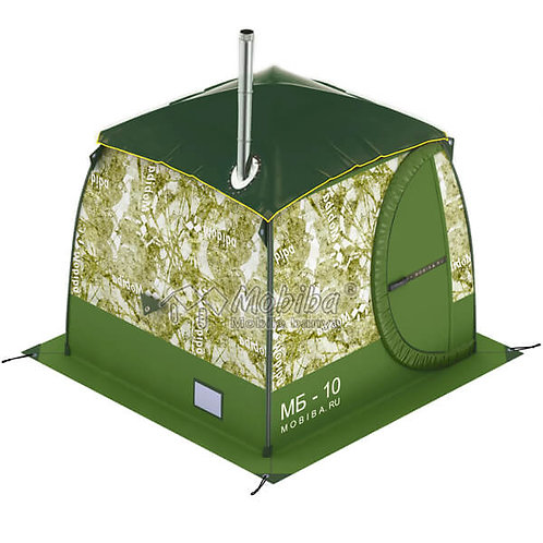 Spark Proof Roof - MB-10 Tents