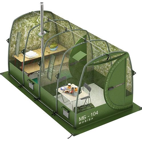MB-104 Tent Sauna (4-8 pers.)