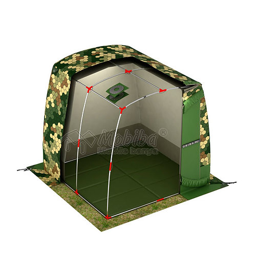 Insulated Floor - MB-22 Tents