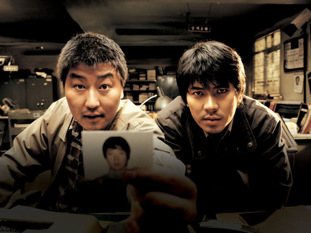 MEMORIES OF MURDER: A Poetic Film on Crime, Loss, And Failure
