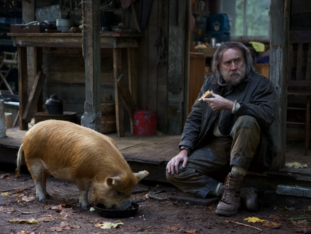 PIG Is A Somber Three-Course Reflection on Life Itself