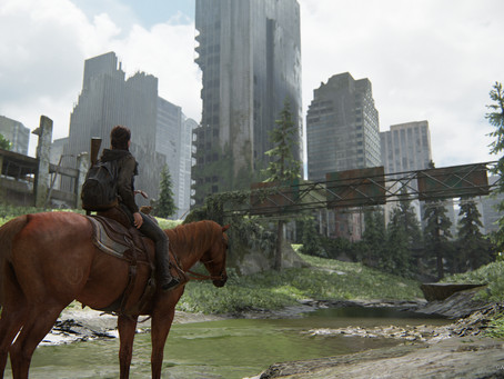 THE LAST OF US PART II Won Game of the Year And Deservedly So