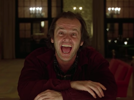 THE SHINING And Connecting During Isolation